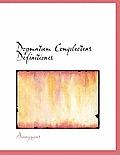 Dogmatum Complectens Definitiones
