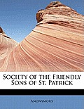Society of the Friendly Sons of St. Patrick