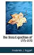 The Anna Expedition of 1775-1776