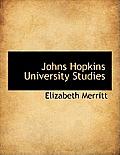 Johns Hopkins University Studies