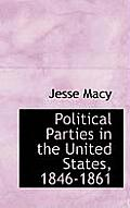 Political Parties in the United States, 1846-1861