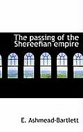 The Passing of the Shereefian Empire