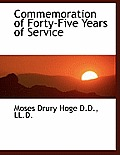 Commemoration of Forty-Five Years of Service