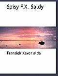 Spisy F.X. Saldy