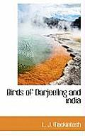 Birds of Darjeeling and India