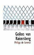 Geilers Von Kaisersberg