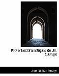 Proverbes Dramatiques de J.B. Sauvage