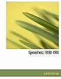 Speeches; 1898-1901