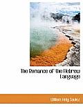 The Romance of the Hebrew Language