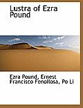 Lustra of Ezra Pound