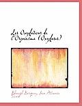Les Oxydations de L'Organisme (Oxydases)