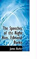 The Speeches of the Right Hon. Edmund Burke