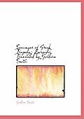 Specimens of Greek Tragedy: Euripides. Translated by Goldwin Smith