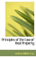 Principles of the Law of Real Property