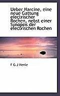Ueber Narcine, Eine Neue Gattung Electrischer Rochen, Nebst Einer Synopsis Der Electrischen Rochen
