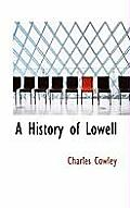 A History of Lowell