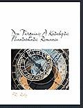 Don Tarquinio a Kataleptic Phantasmatic Romance