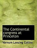 The Continental Congress at Princeton