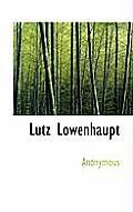 Lutz Lowenhaupt