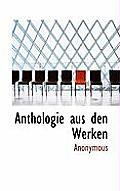 Anthologie Aus Den Werken