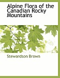Alpine Flora of the Canadian Rocky Mountains