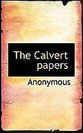 The Calvert Papers