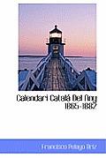 Calendari Catal del Any 1865-1882