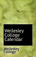 Wellesley College Calendar