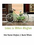 Letters to William Allingham
