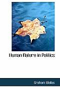 Human Nature in Politics