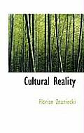 Cultural Reality