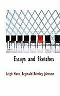 Essays and Sketches