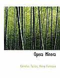 Opera Minora
