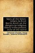 Signs of the Times: Letters to Ernst Moritz Arndt on the Dangers to Religious Liberty in the Present