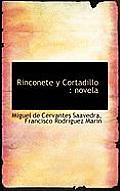 Rinconete y Cortadillo: Novela