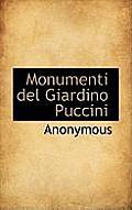 Monumenti del Giardino Puccini