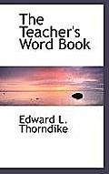 The Teacher's Word Book