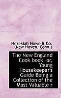 The New England Cook Book, Or, Young Housekeeper's Guide Being a Collection of the Most Valuable R