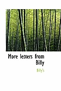 More Letters from Billy
