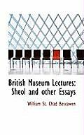 British Museum Lectures: Sheol and Other Essays