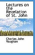 Lectures on the Revelation of St. John