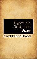 Hyperidis Orationes Duae