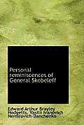 Personal Reminiscences of General Skobeleff