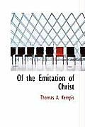 Of the Emitation of Christ