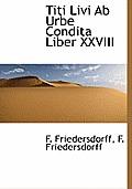 Titi Livi AB Urbe Condita Liber XXVIII