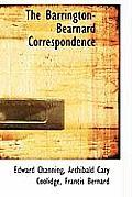The Barrington-Bearnard Correspondence