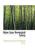 Maine State Pomological Society