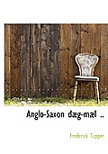 Anglo-Saxon D G-M L ..
