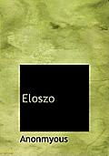 Eloszo