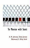 To Mexico with Scott